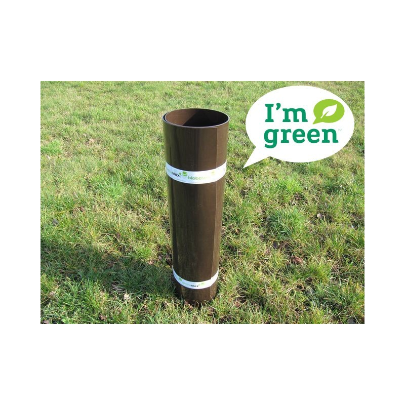 Barrière anti racine Root Block Biobased marron rouleau recyclable